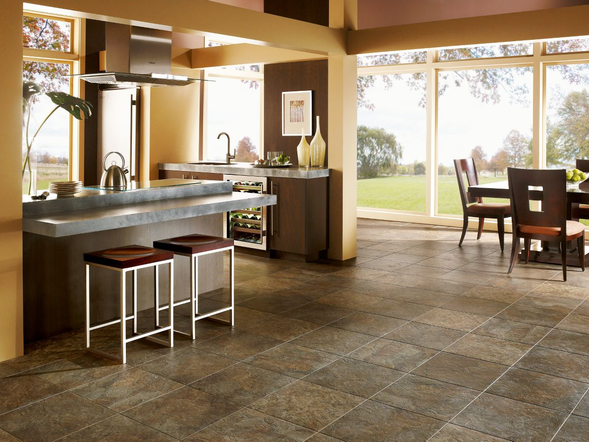 Stone Tile Flooring | TUF Flooring LLC